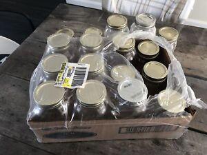 Lot de mason jars (nouveau et utuliser) NEGO