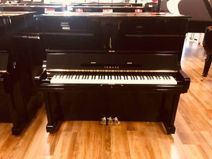 YAMAHA U3 Upright Piano - USED- 5 YEAR WARRANTY- MADE IN JAPAN
