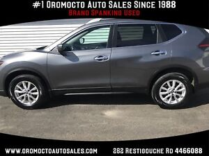 2018 Nissan Rogue SV HEATED SEATS,REMOTE STARTER,POWER SEAT W...