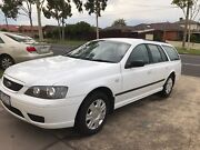 Ford falcon station wagon LPG 2006 Epping Whittlesea Area Preview