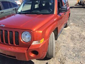2009 Jeep Patriot, new MVI