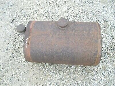 Mccormick Farmall Ih F20 Tractor Original Ih Gas Tank No Dents Good Cap