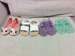 Girls sandals (size 11)