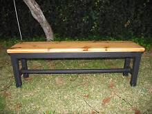 Refurbished wooden bench Pagewood Botany Bay Area Preview
