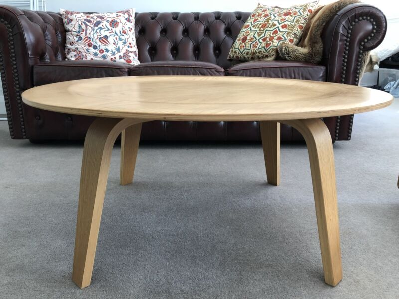Replica Eames Coffee Table Oak Coffee Tables Gumtree Australia - Manly coffee table