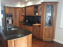 High Quality New Guinea Rosewood Kitchen – With Miele Appliances Morningside Brisbane South East Preview