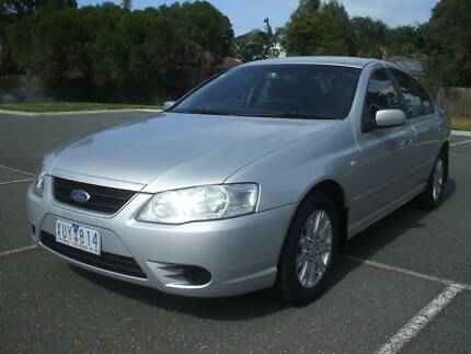 2007 Ford BF MkII Futura LPG Sedan with RWC & REG Seaford Frankston Area Preview