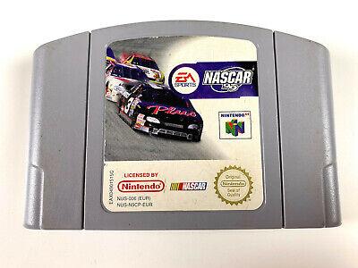 Nascar 99 - N64 Nintendo 64 PAL EUR #44