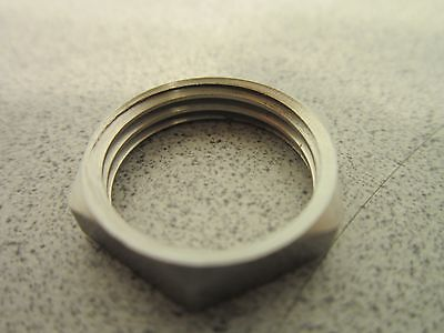 """Hex Nut .75"""" Round, NOS, Appears Unused *Priced to Move!* Lots of 10"""