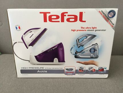Steam Iron Tefal Actics High Presure Steam Generator