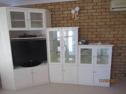 Wall Unit/ TV Cabinet   Cabinets   Gumtree Australia Brisbane South ...