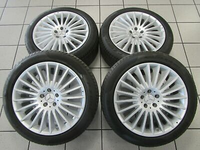 Alu Sommerräder Mercedes S-Klasse W222/A217/C217 A2224011502 A2224011602