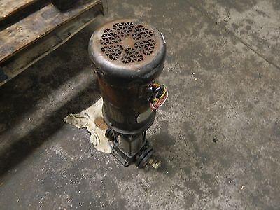 Grundfos 5 Hp Motor Wgrundfos Cr2 Water Pump Cr2-150u-g-a-auue Used