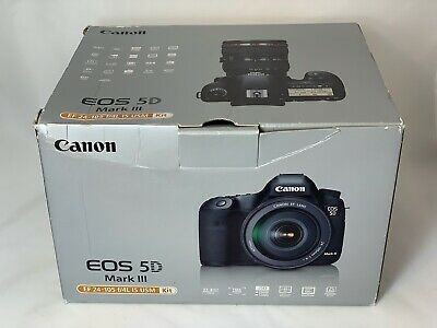 Canon 5D Mark III empty box only!
