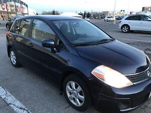 Hatchback Versa 2007