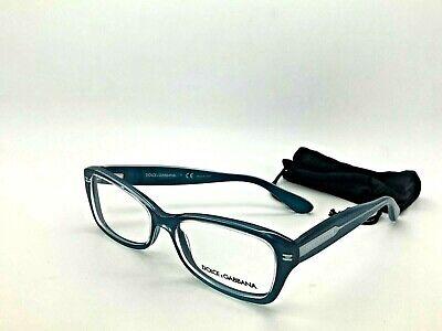 Dolce & Gabbana Dg 3176 2776 Polished Aqua Eyeglasses RX (Dolce Gabbana Prescription Glasses)