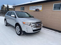 2011 Ford Edge Limited AWD Calgary Alberta Preview