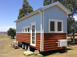 Tiny House on Wheels Warwick Southern Downs Preview