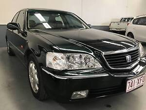 2001 Honda Legend 3rd Generation Sedan Eagle Farm Brisbane North East Preview