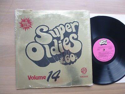 Various – Super Oldies Of The 60's: Volume 14, USA, Vinyl: vg+