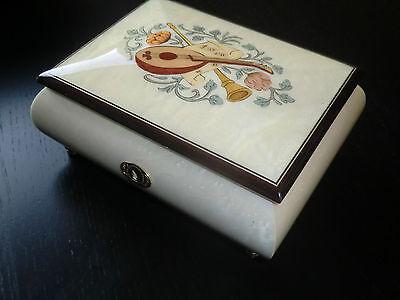 Original Reuge Romance Spieldose No 6450 Hoffmanns Erzählungen top!!! Spieldosen 5.380