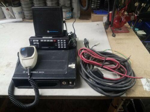 Motorola Spectra Astro P25 Radio