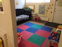 Private daycare in Hull