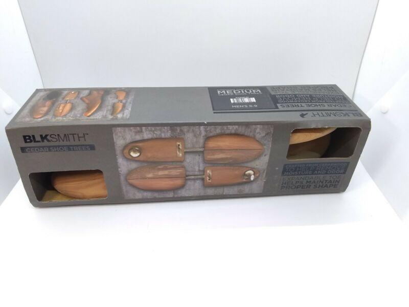 BLKsmith Cedar Shoe Trees Men's 8-9 Medium New In Box M