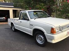 1998 Ford Courier Ute extended tray great condition Springwood Logan Area Preview