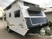 Coronet Prince PopTop 17ft Immaculate Condition Bli Bli Maroochydore Area Preview