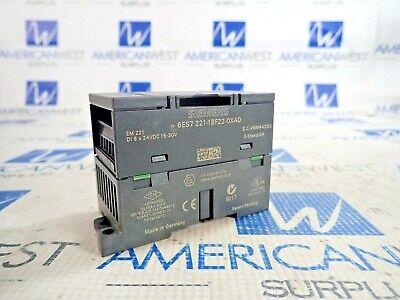 Siemens 6ES7 222-1BD22-0XA0 EM222 DO 8 X 24VDC E-St 03 Top Zustand