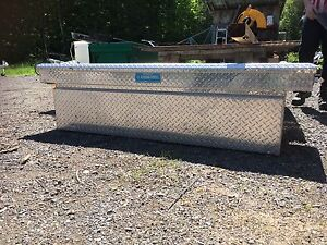 GMC/Chevy  Back Rack and Box