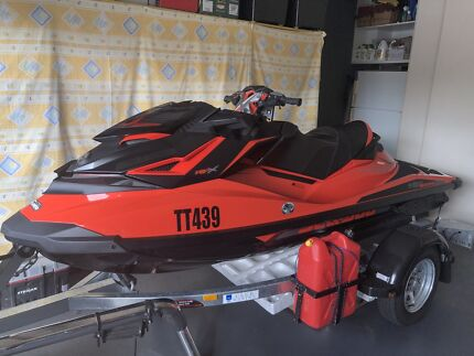 Seadoo 2017 rxpx300 rs 19 hours