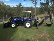 NEW EUROLEOPARD BACKHOE Willow Vale Gold Coast North Preview