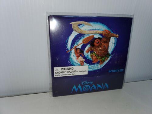 Disney Moana, Activity Set, Sealed