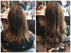 HAIR EXTENSIONS FUSION/MICRO/TAPE