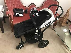 Bugaboo Cameleon3 Cameleon - Pink, Turquoise, Sun Cover + Extras Kensington South Perth Area Preview