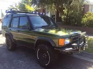 Land Rover discovery 2 for quick sale... well built for off road... Dandenong North Greater Dandenong Preview