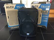 Alto TS115A PA Speakers x 2 Thornlands Redland Area Preview