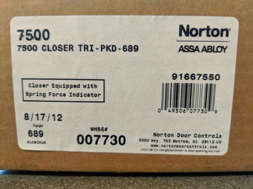 Norton 7500 Door Closer Tri-PKD-689