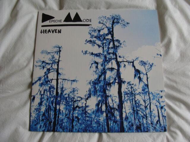 "Vinyl 12"" Single: Depeche Mode : Heaven  4 Tracks"
