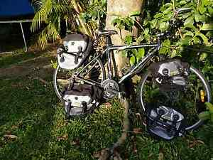 4 Tioga 100% waterproof and FREE Trek bicycle Ashmore Gold Coast City Preview