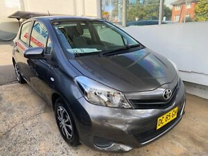2013 Toyota Yaris auto 5 door hatch  West Ryde Ryde Area Preview