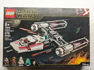 LEGO Star Wars 75249 The Rise of Skywalker Resistance Y-Wing Starfighter 578pc