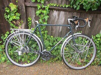 "Dawes Galaxy 'Reynolds 531' Men's Touring Bike - 23"" Frame (No Chain)"