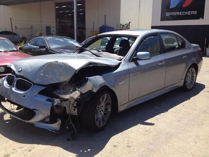 BMW E60 530d For Wrecking, plenty of parts in BRISBANE BMWRECKERS Acacia Ridge Brisbane South West Preview