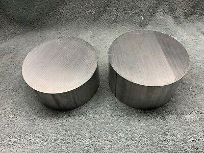 5 Aluminum Round 7075 T651 2 Pcs 2-34 Long And 2-38 Long