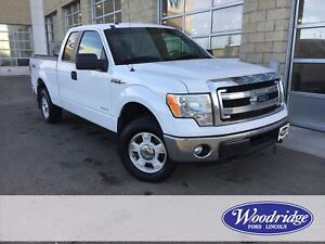 2014 Ford F-150 XLT 3.5L ECOBOOST, TRAILER TOW PACKAGE