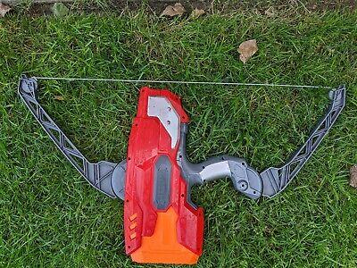 Nerf Mega Thunderbow Dart Gun Blaster, EXC COND, PROPMT & FREE SHIPPING