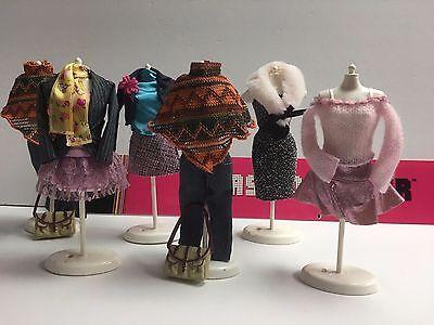 Vintage Barbie Doll FASHION FEVER STORE DISPLAY FASHIONS & MANNEQUINS NRFB MIB